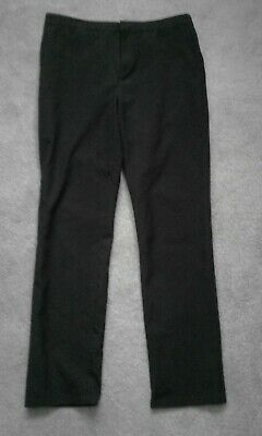 MARKS & SPENCER Boys School Trousers - Age 15-16 - Black - GC - £1.99