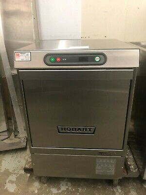 Hobart LX18H - High Temp Undercounter Commercial Dishwasher