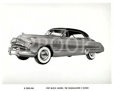 Factory Photo Ref. # 28561 1958 Buick Model 75 Roadmaster four door Riviera