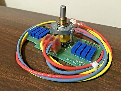 BODGETT 18577 Switch and Wires 8 Position Temperature Switch-NEW
