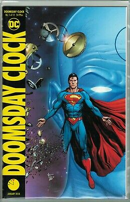 Doomsday Clock #12 DC /'B/' Cover variant Ships 12-18 FREE Shipping of 12
