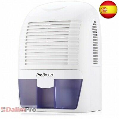 Pro Breeze PB-03-EU - Deshumidificador mini de aire 1500 ml, compacto y
