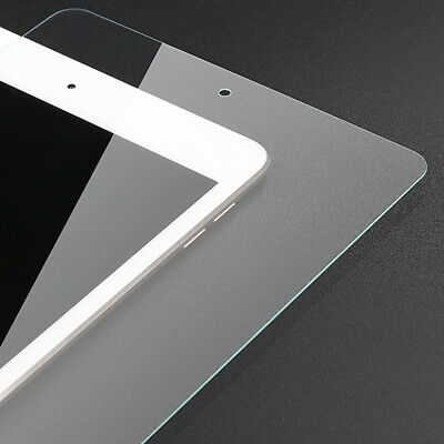 For iPad 10.2 inch 2019 7th Gen Clear Tempered Glass Screen Protector Cover Lot