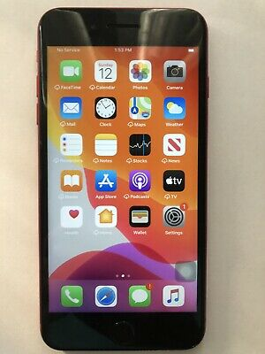 Apple iPhone 8 Plus (PRODUCT)RED - 64GB - (AT&T) A1897 (CDMA + GSM) Unlocked