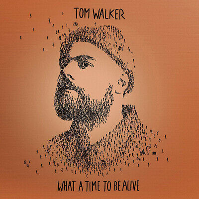 Tom Walker : What a Time to Be Alive CD Deluxe  Album (2019) ***NEW***