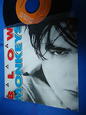 The Blow Monkeys - It Doesn't Have To Be This Way - Portugal 45 Single