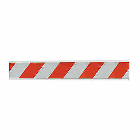 Relius Solutions A-Frame Traffic Barrier - I-Beam - Orange And White