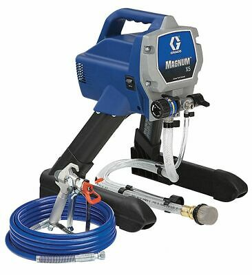 Graco Airless Paint Sprayer, 1/2 HP, 0.27 gpm Flow Rate, Operating Pressure: