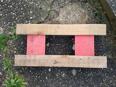Steel Dolly with Wooden Boards