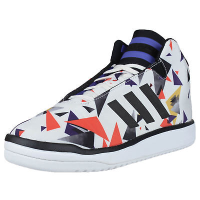 ADIDAS VERITAS MID Sneakers New Men's Size 10 Multi Color