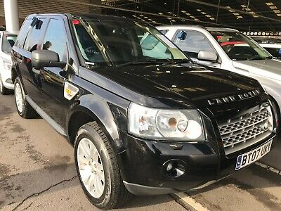 07 Land Rover Freelander 2 Td4 Hse Auto -9 Stmps, Nav, Leather, Panroof, Lovely!