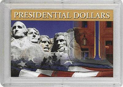HE Harris Presidential Dollars Frosty Case - Mt. Rushmore, 2x3