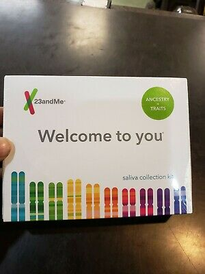 23andMe DNA Test *Ancestry & Traits* Personal Genetic Service 2021