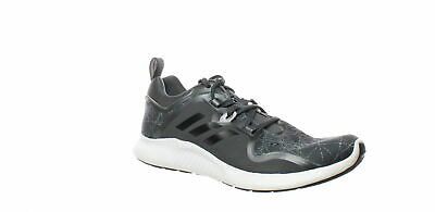 Adidas Womens Edgebounce Mid Gray Running Shoes Size 7.5 (555690)