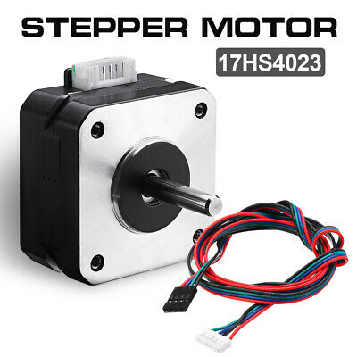 For  Extruder 3D Printer Nema 17 Stepper Motor 2 Phase 12V Mini Short Body IT