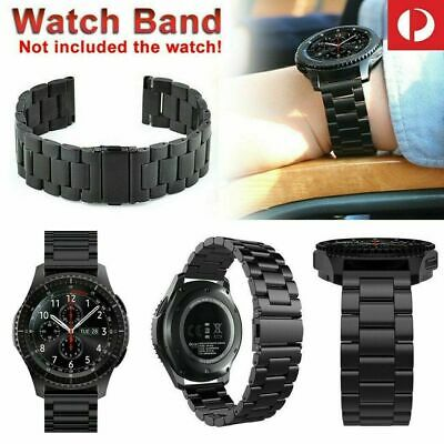 Luxury Stainless Steel Wristband Watch Band Strap For Samsung Gear S3 Frontier