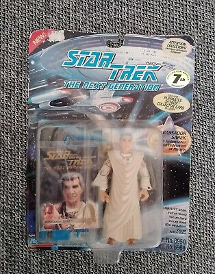 Star Trek The Next Generation Ambassador Derek Action Figures Kidz Biz