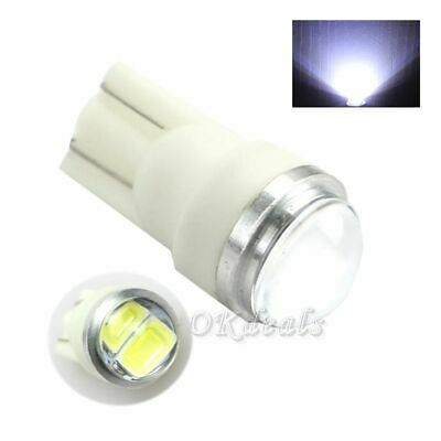 Bulb Lamp New Car Wedge Side Light White DC 12V 2 SMD 5630 T10 168 194 W5W LED