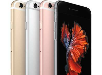 Apple iPhone 6S - 16GB, 32GB, 64GB - Gold, Space Grey, Silver Unlocked / EE / O2