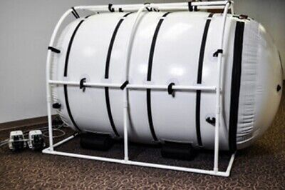 Huge Hyperbaric 60in x 5' Chamber Reduced Price Fits Recliner or Wheel Chair