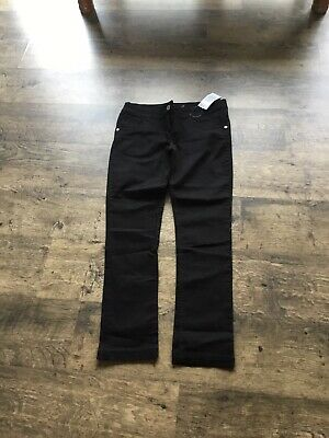 BRAND NEW CHEROKEE GIRLS BLACK SKINNY JEANS AGE 12-13 Years