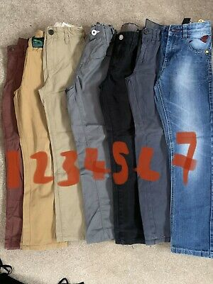 Boys Jeans Bundle 8-9 Years Other Bundles Available Combined Post H&M Next X 7