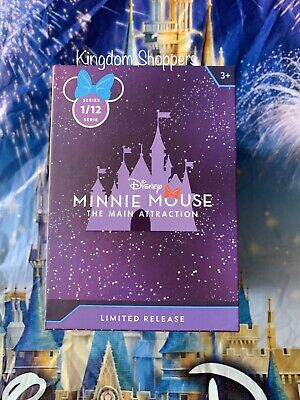 2020 Disney Parks Space Mountain Minnie Mouse The Main Attraction Magic Band New