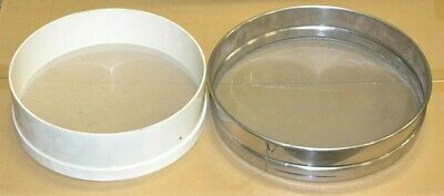 British Army Commercial Catering Sieves Plastic or Stainless Steel
