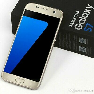 New Samsung Galaxy S7 SM-G930F - 32GB - (Unlocked) Android Smartphone Boxed