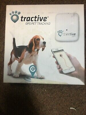 Tractive GPS Pet Tracker Real Time Pets Dogs Cats