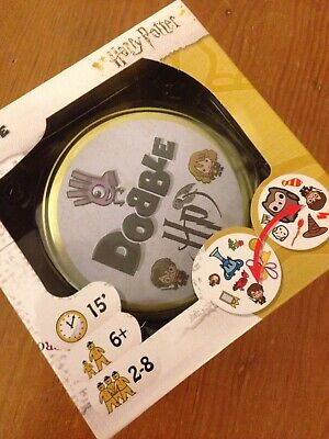 Dobble: Harry Potter Edition Card Game New