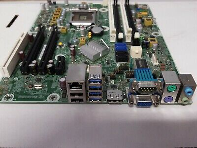 HP Workstation Z220  655582-001 SFF Small Form Motherboard 655840-001