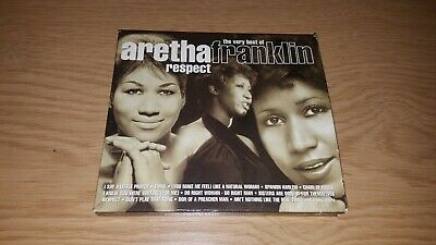 ARETHA FRANKLIN - RESPECT - THE VERY BEST OF (43 TRK 2xCD)