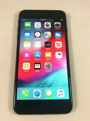 Apple iPhone 8 Plus - 64GB - Space Gray (AT&T only) A1897 (GSM) - Very Good