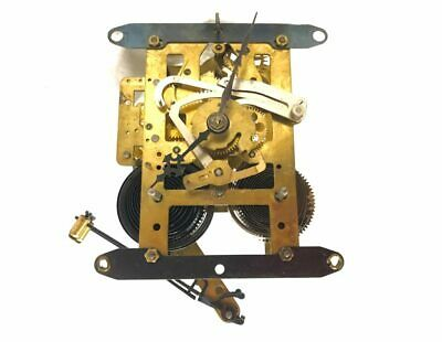 Unmarked Mechanical Twin-Chime Clock Movement for Parts | 22947