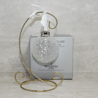 Waterford Crystal Star of Hope Ornament 2000 MIB