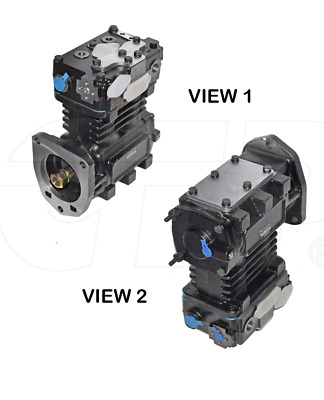 New 1316679 Compressor Air Tf-550 For Cat 140H, 143H, 14H, 160H, 163H, 16H, 3176
