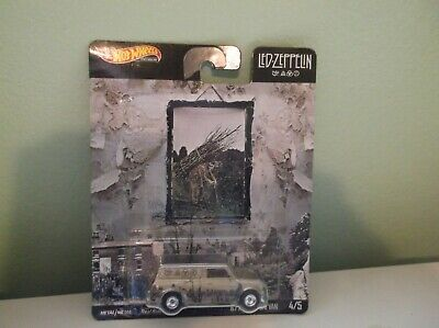 Hot Wheels LED-Zeppelin * Pop Culture '67 Austin Mini Van