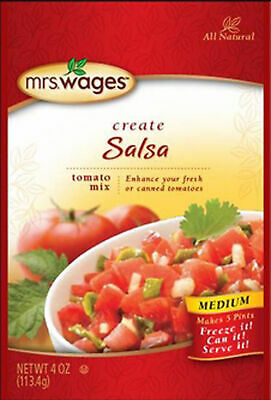 Precision Mrs. Wages Mild Salsa Tomato Mix 4 Ounce