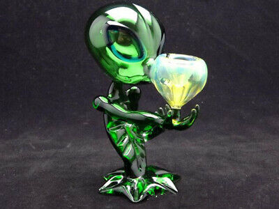 Glass Bong Water Pipe Spoon Smoking Pipe Bubbler Tobacco Smoking Pipe