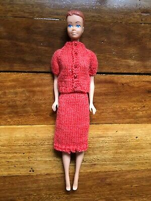 Vintage Barbie Fashion Queen Midge