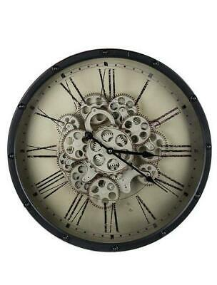 Clustered 3D Wall Clock