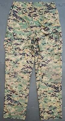 Proper International Inc Marine Corps Combat utility Trousers  Medium Long