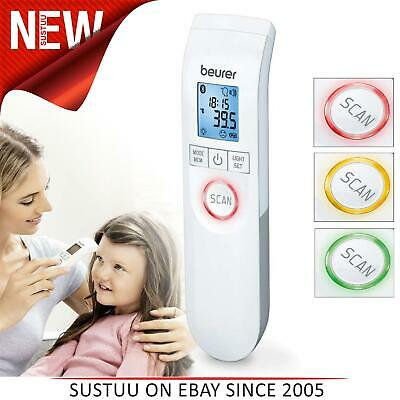 Beurer Non Contact Clinical LED Digital Baby Thermometer FT 95 Bluetooth®