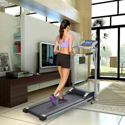 1.5HP Folding ANCHEER NEW Treadmill Electric Motorized Jogging Running Machine