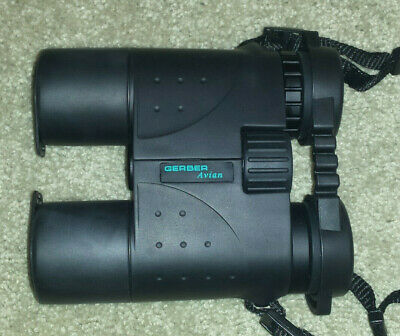 Gerber Avian Binoculars 8x32 - Used but Excellent condition w/ carry case