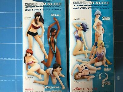 ①Kotobukiya,DEAD OR ALIVE EXTREME BEACH VOLLEYBALL,All 12 Figures Complete Set