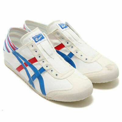New Onitsuka Tiger MEXICO 66 Paraty SLIP-ON TH6P4N White from Japan asics F/S