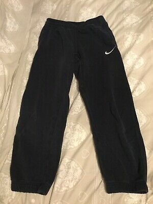 Girls Nike Tracksuit Bottoms Age 8-10 Year