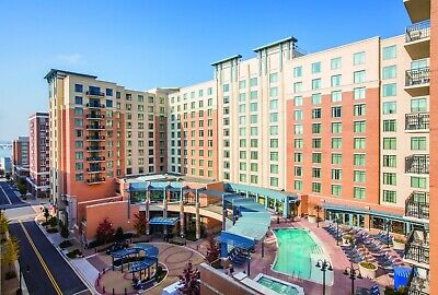 765,000 Annual Wyndham Points Timeshare Deeded At Wyndham National Harbor